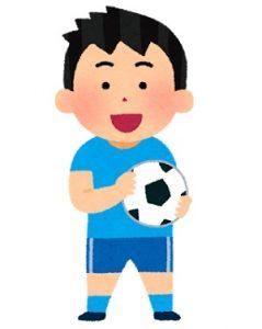 サッカー子どもが選手と一緒に入場するわけは?