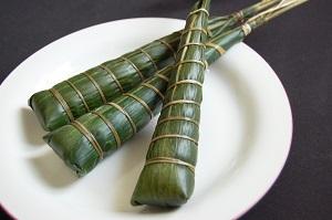 端午の節句には粽を食べる地方も